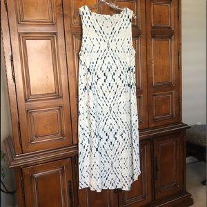 J.JILL 3/4 Maxi Dress